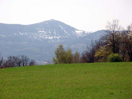 Widok na Śnieżkę-fot.Piotrowski Mariusz